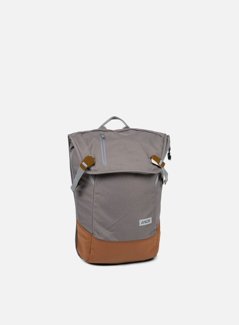accessori aevor daypack backpack moor grey