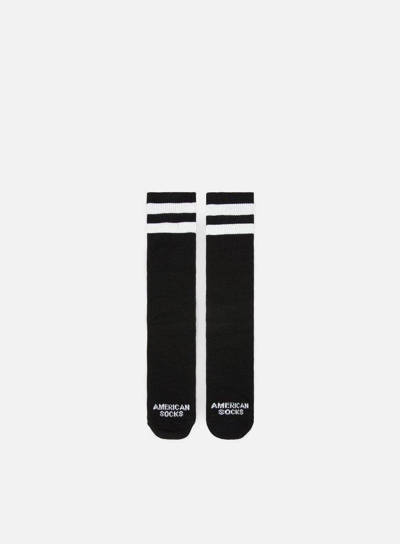 American Socks Back In Black I Mid High