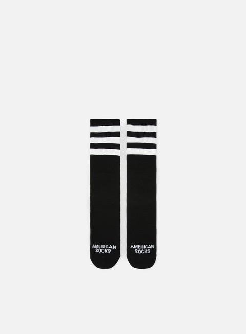 American Socks Back In Black II Mid High