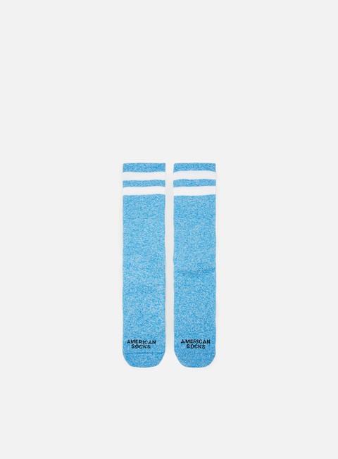 Socks American Socks Blue Noise Mid High