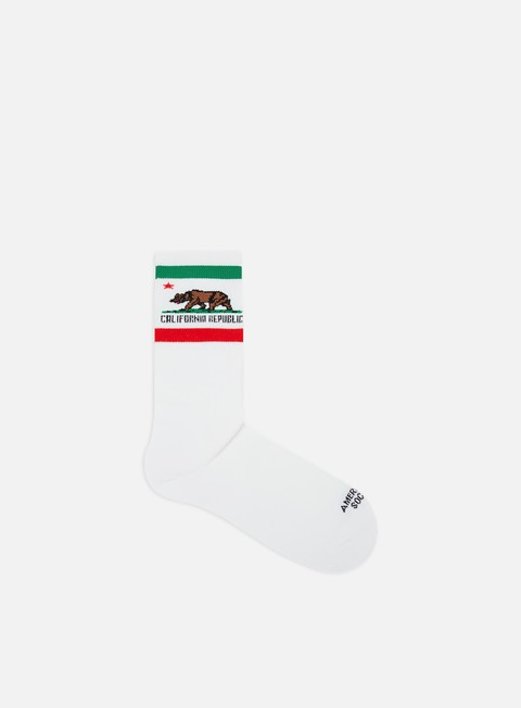 Socks American Socks California Republic Mid High