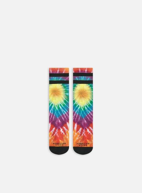 Calze American Socks Flower Power Mid High