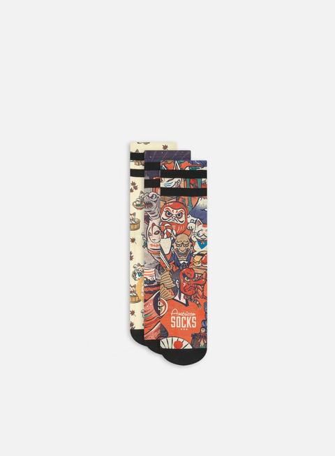 Calze American Socks Japan Mid High Gift Box