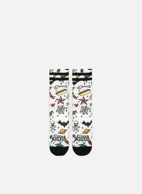 Sale Outlet Socks American Socks Tattoo Boy Signature Mid High