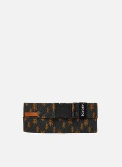 Arcade - Ranger Belt, Green/Metal Brown