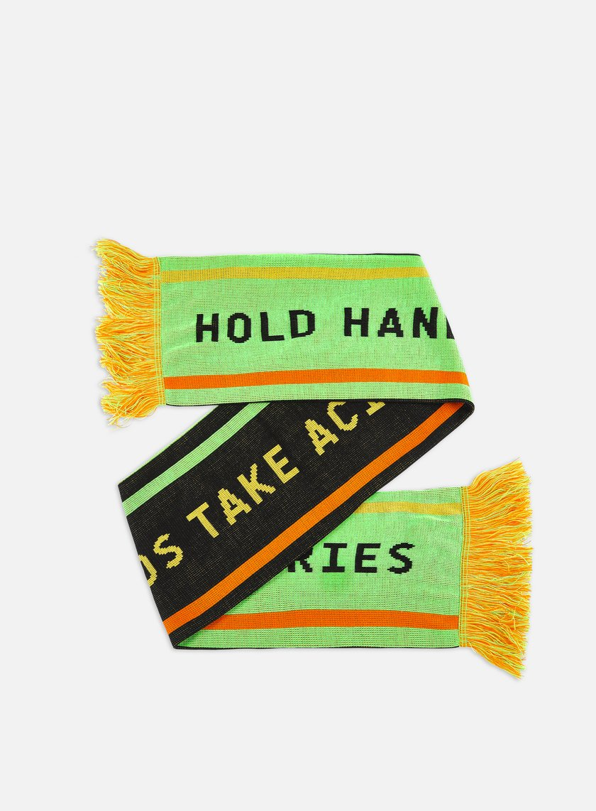 Aries Hold Hands Scarf