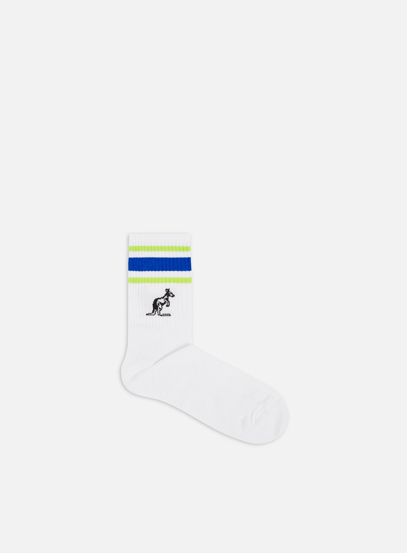 Australian Tennis Striped Socks