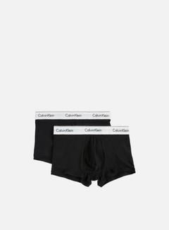 Calvin Klein Underwear Modern Cotton 2 Pack Trunk