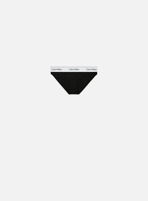 accessori calvin klein underwear wmns modern cotton bikini black