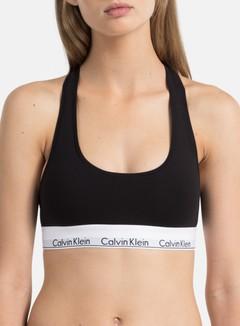 Calvin Klein Underwear - WMNS Modern Cotton Bralette, Black 3