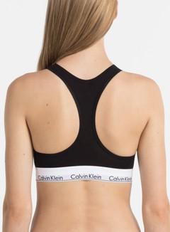 Calvin Klein Underwear - WMNS Modern Cotton Bralette, Black 4