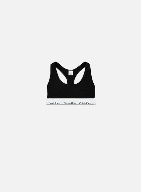 accessori calvin klein underwear wmns modern cotton bralette black