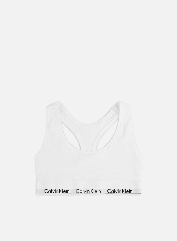 Calvin Klein Underwear - WMNS Modern Cotton Bralette, White