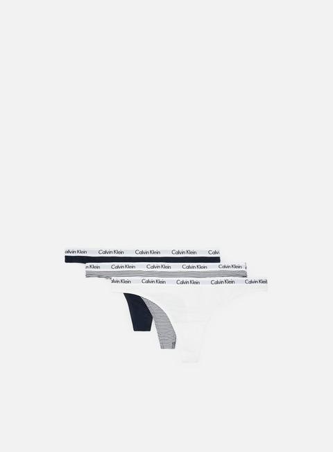 Intimo Calvin Klein Underwear WMNS Thong 3 Pack