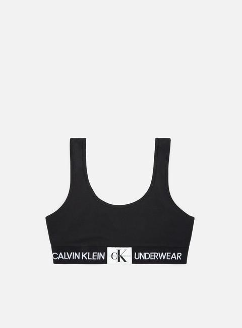 Intimo Calvin Klein Underwear WMNS Unlined Bralette 2
