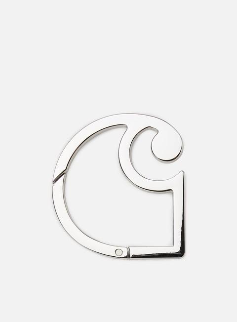 Portachiavi Carhartt C Logo Carabiner