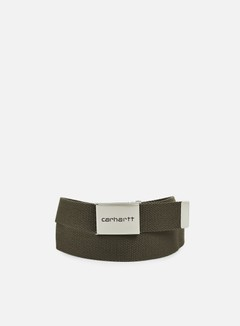Carhartt - Clip Belt Chrome, Cypress 1