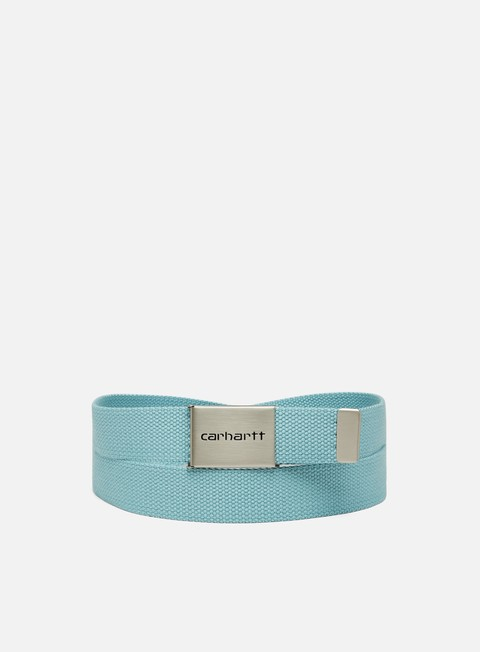 Outlet e Saldi Cinture Carhartt Clip Belt Chrome