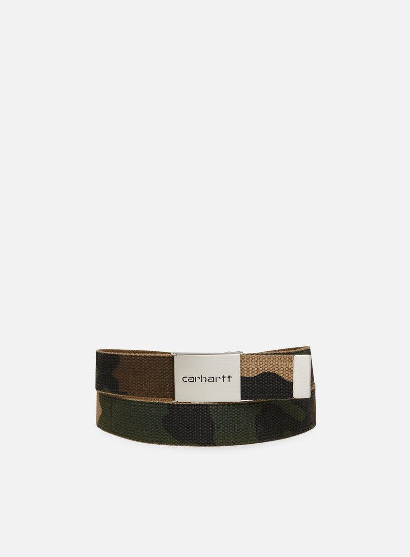 Carhartt Clip Chrome Belt