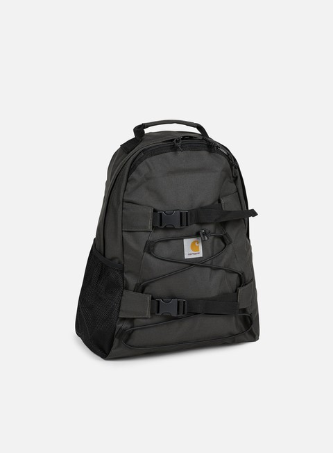 accessori carhartt kickflip backpack asphalt