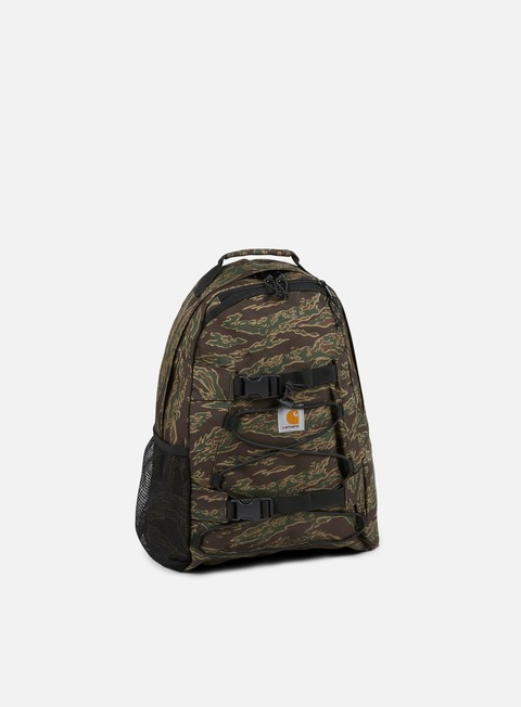 accessori carhartt kickflip backpack camo tiger