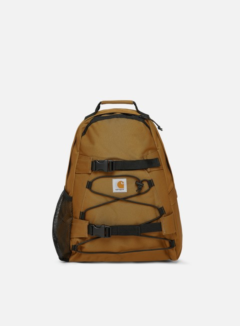 accessori carhartt kickflip backpack hamilton brown