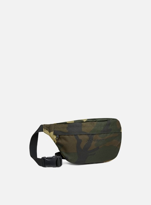 accessori carhartt payton hip bag camo laurel black