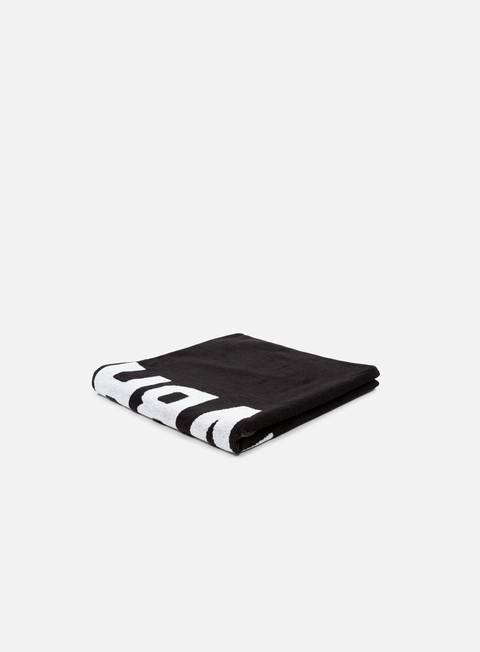 accessori carhartt shore towel black white