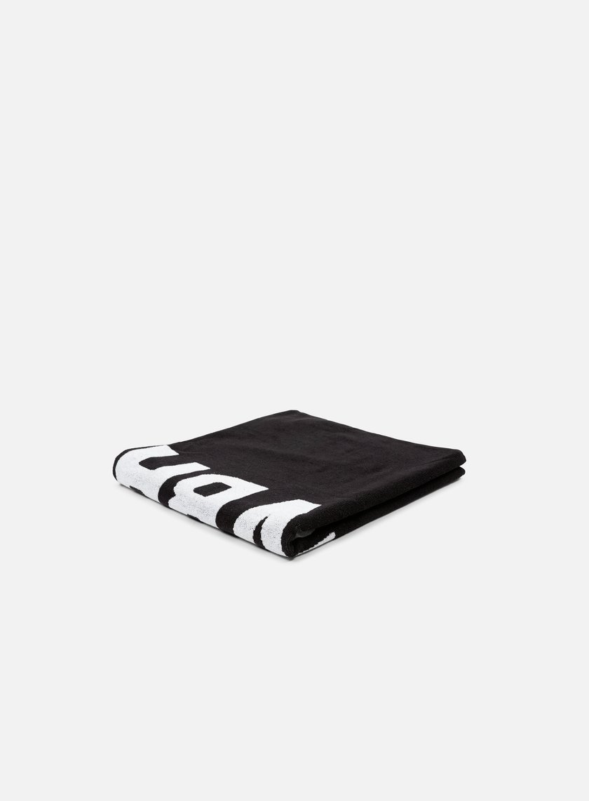 Carhartt - Shore Towel, Black/White
