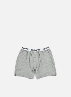 Carhartt - Trunk Short, Grey Heather