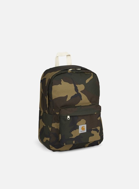 accessori carhartt watch backpack camo laurel