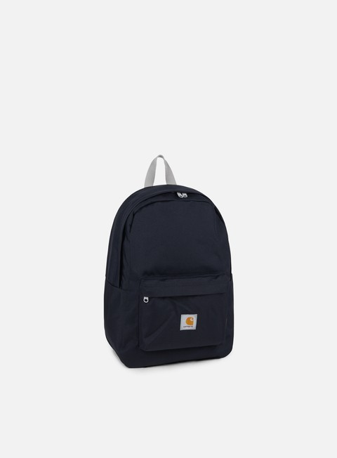 accessori carhartt watch backpack dark navy cinder
