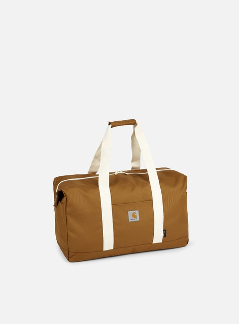accessori carhartt watch sport bag hamilton brown