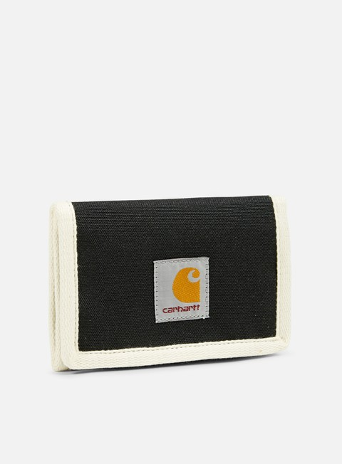 accessori carhartt watch wallet black