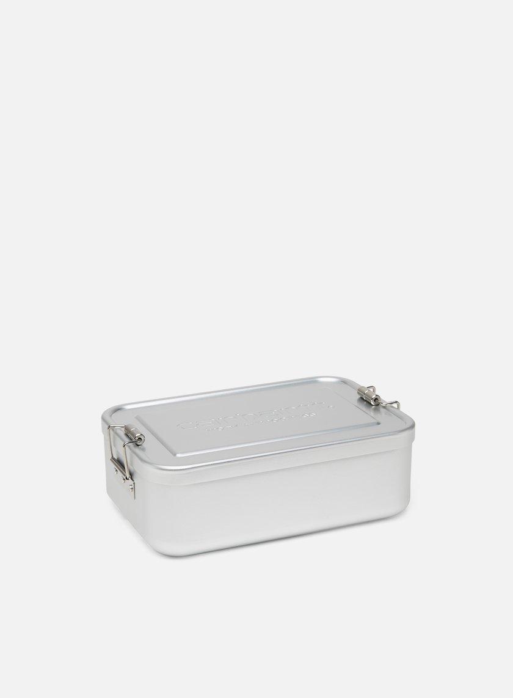 Carhartt WIP Aluminium Lunch Box
