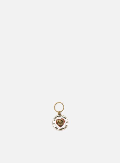 Carhartt WIP Hartt Of Soul Keychain