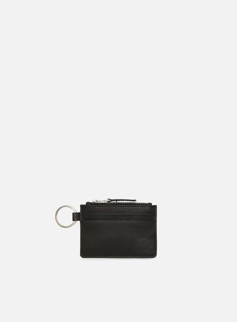 Wallets Carhartt WIP Leather Wallet With M Ring