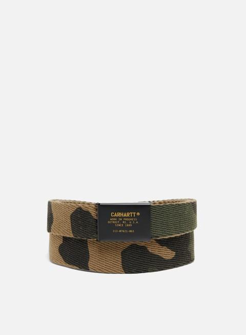Outlet e Saldi Cinture Carhartt WIP Military Printed Belt