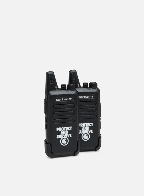 Outlet e Saldi Accessori Vari Carhartt WIP Protect And Survive Walkie Talkie