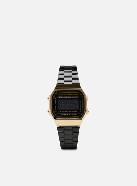 Watches Casio Classic A168WEGB-1BEF