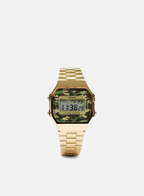 Watches Casio Classic A168WEGC-3EF
