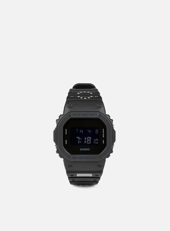 Casio G-Shock - DW-5600BB-1WEMOTO