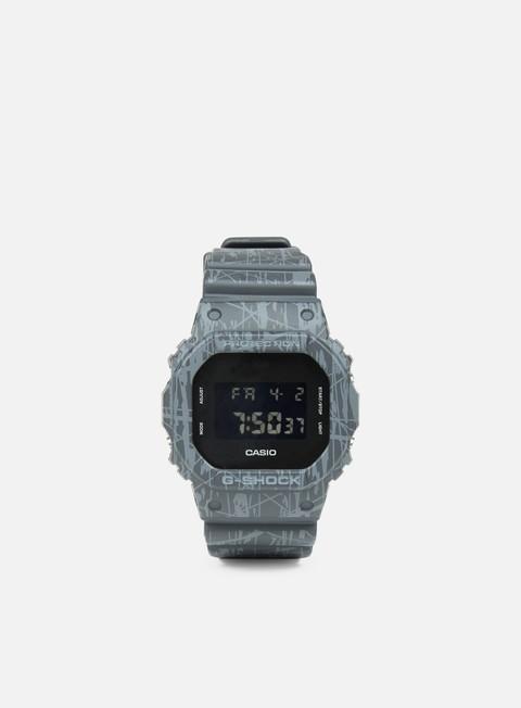 Sale Outlet Watches Casio G-Shock DW-5600SL-1ER