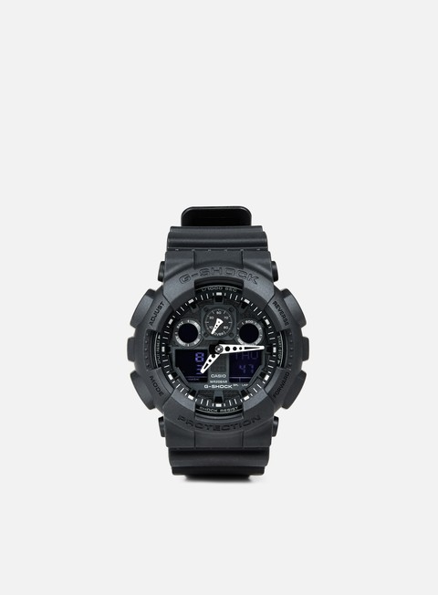 accessori casio g shock ga 100 1a1er