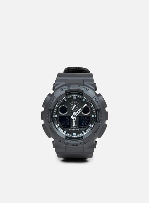 Casio G-Shock GA-100BBN-1AER