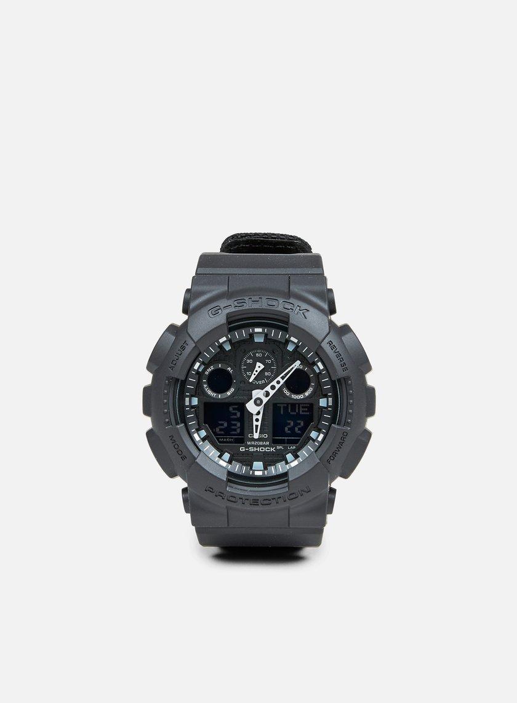 Casio G-Shock - GA-100BBN-1AER