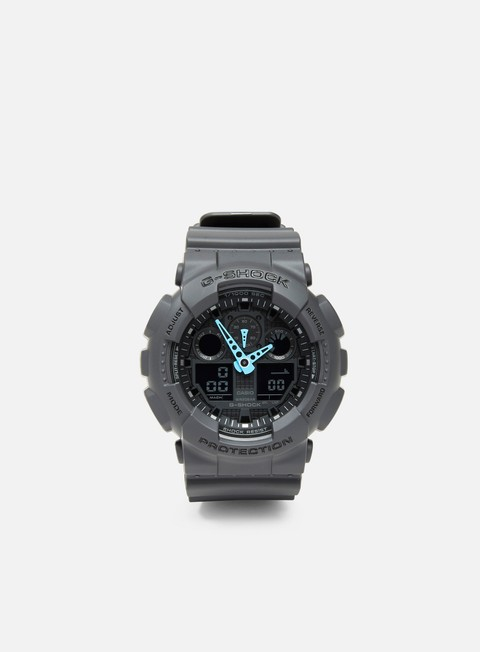 accessori casio g shock ga 100c 8aer