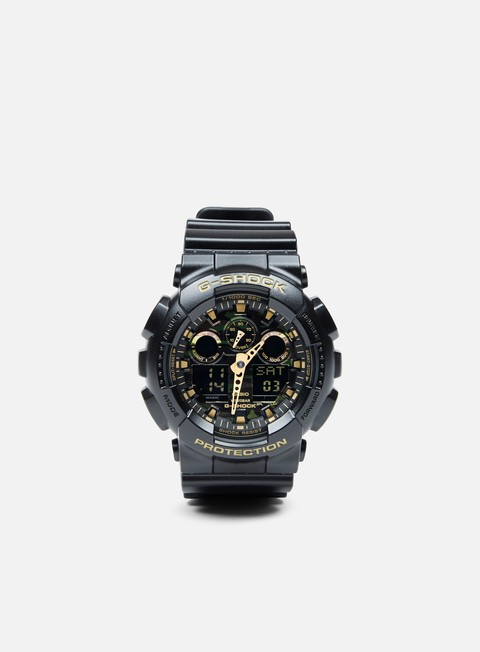 Watches Casio G-Shock GA-100CF-1A9ER