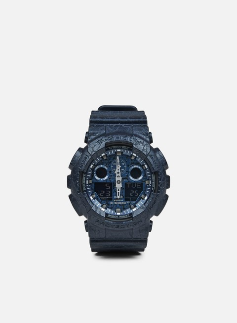 accessori casio g shock ga 100cg 2aer