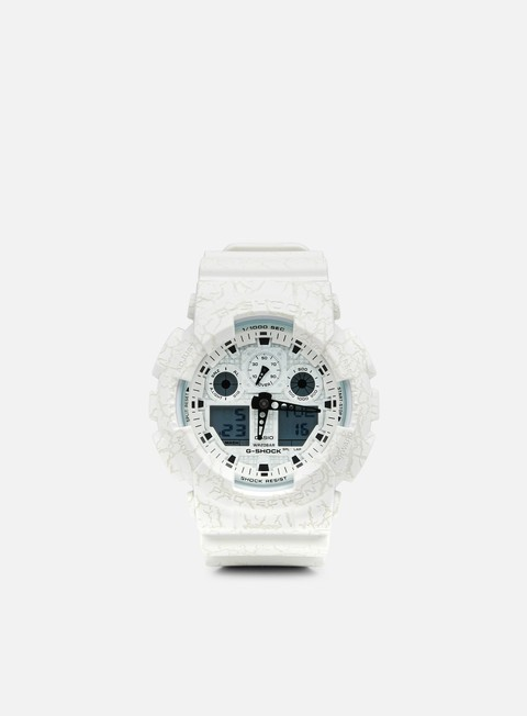accessori casio g shock ga 100cg 7aer